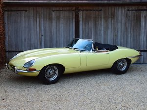 Picture of 1964 Jaguar E-Type 3,8 Litre OTS. Getrag 5-speed gearbox. LHD For Sale