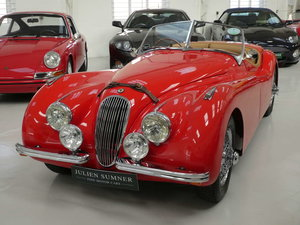 Picture of 1950 Jaguar XK120 Roadster For Sale