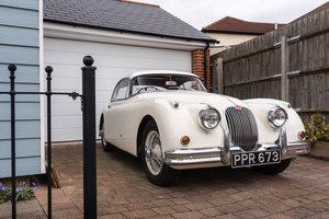 Picture of 1957 Jaguar XK150 3.4 SE FHC - Long Ownership For Sale