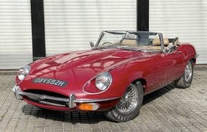 Picture of 1969 Jaguar E Type Roadster Series II Manual For Sale