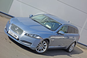 Picture of Jaguar XF 3.0TDi Premium Luxury Sportbrake 2013/13 FSH 105k For Sale