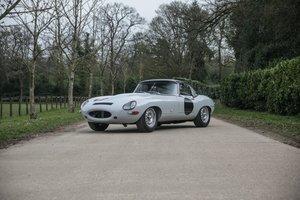 Picture of 1965 Jaguar E-Type Series I '4WPD' Lightweight Evocation. For Sale