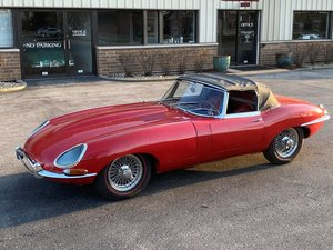 Picture of #23728 1961 Jaguar E-Type Series I For Sale