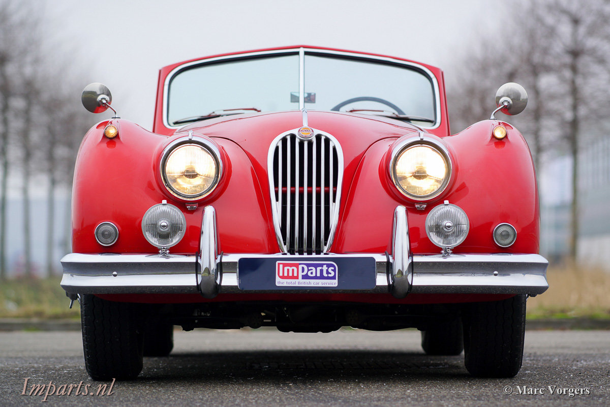 1956 Very nice Jaguar XK140 SE DHC 5 speed (LHD) For Sale (picture 11 of 12)