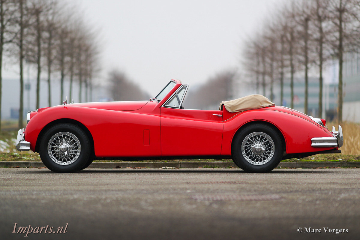 1956 Very nice Jaguar XK140 SE DHC 5 speed (LHD) For Sale (picture 12 of 12)