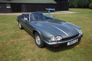 Picture of 1991 Jaguar XJS V12 Convertible For Sale by Auction