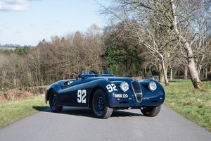 Picture of 1950 Jaguar XK120 Competition Roadster- Ex Duncan.T.Russell For Sale