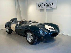 Picture of 1954 Rare Jaguar Type-D 3,4 Race Replica For Sale