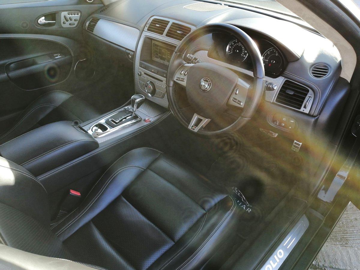 2007 4.2 XKR PORTFOLIO LTD EDITION V8 SUPERCHARGED 4.2 V8 For Sale (picture 8 of 20)