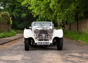 Picture of 1979 Jaguar SS100 by Suffolk Engineering For Sale by Auction