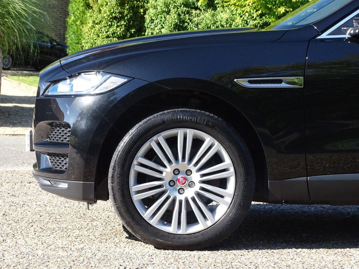 2018 Jaguar F-PACE For Sale (picture 5 of 20)