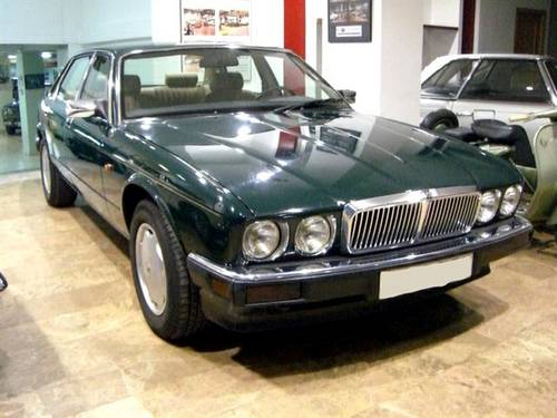 JAGUAR XJ-6 3,2 - 1991 For Sale (picture 1 of 6)