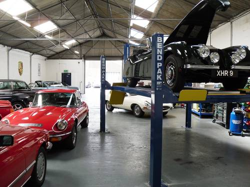 1955 Service repairs and restoration of classic and sports cars   (picture 4 of 6)