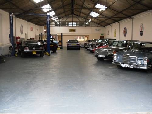 1955 Service repairs and restoration of classic and sports cars   (picture 6 of 6)