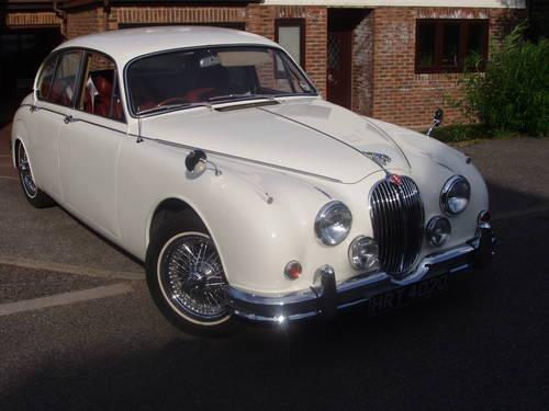 1966 Jaguar MK2 3.4/340 SOLD | Car and Classic