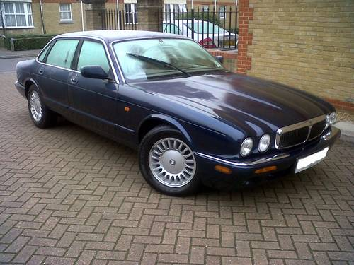 1998 XJ8 3 2 V8 with New Jaguar Engine Fitted and Rebuilt