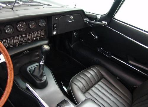 LHD 1969 Jaguar E Type 4.2L Roadster Manual Good Condition For Sale (picture 5 of 6)