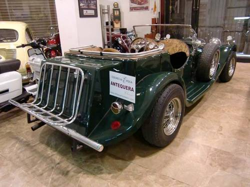 JAGUAR SS 100 - 1983 (REPLICA MODEL 1935) For Sale (picture 2 of 6)