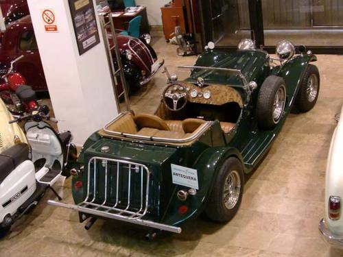 JAGUAR SS 100 - 1983 (REPLICA MODEL 1935) For Sale (picture 3 of 6)