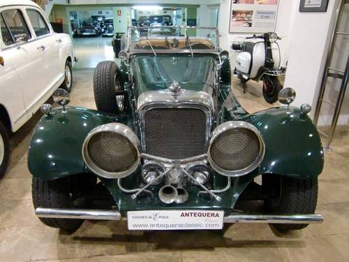 JAGUAR SS 100 - 1983 (REPLICA MODEL 1935) For Sale (picture 4 of 6)