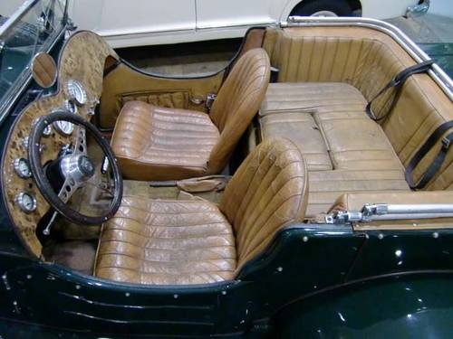 JAGUAR SS 100 - 1983 (REPLICA MODEL 1935) For Sale (picture 5 of 6)