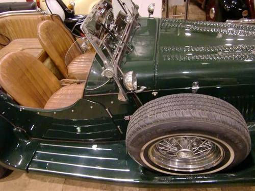 JAGUAR SS 100 - 1983 (REPLICA MODEL 1935) For Sale (picture 6 of 6)