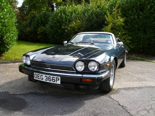 1976 Jaguar XJS 5.3 V12 Lynx Spyder - Four Seat Cabrio SOLD (picture 4 of 6)