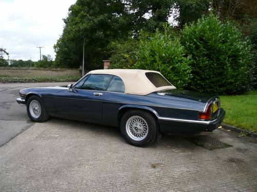 1976 Jaguar XJS 5.3 V12 Lynx Spyder - Four Seat Cabrio SOLD (picture 5 of 6)