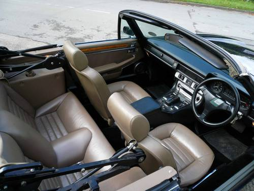 1976 Jaguar XJS 5.3 V12 Lynx Spyder - Four Seat Cabrio SOLD (picture 6 of 6)