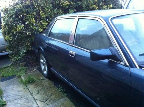 1989 Jaguar xjr twin turbo janspeed manual SOLD (picture 1 of 6)