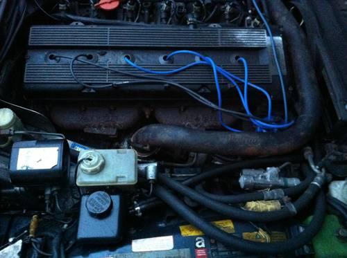 1989 Jaguar xjr twin turbo janspeed manual SOLD (picture 4 of 6)