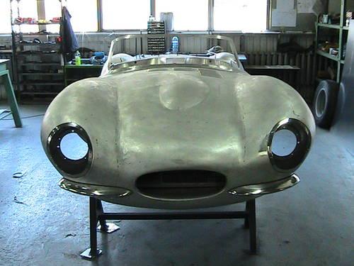 Aluminium bodied Jaguar XKSS For Sale (picture 1 of 3)