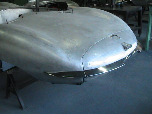 Aluminium bodied Jaguar XKSS For Sale (picture 3 of 3)