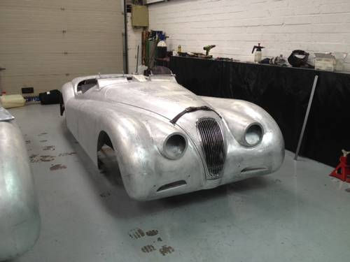 Aluminium bodied XK120 OTS For Sale (1952) For Sale (picture 3 of 3)