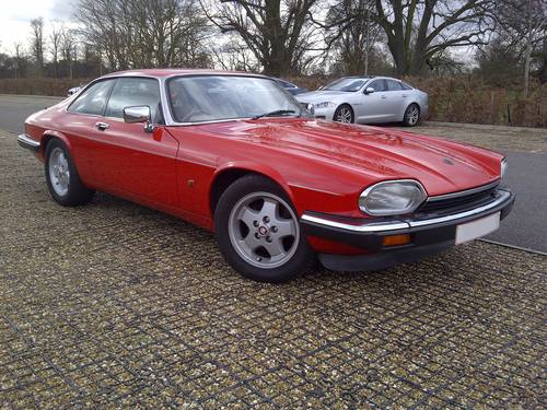 XJS 4.0 1992 Facelift Genuine Factory 5 Speed Manual Wanted (picture 2 of 6)