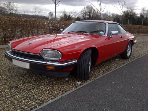 XJS 4.0 1992 Facelift Genuine Factory 5 Speed Manual Wanted (picture 3 of 6)