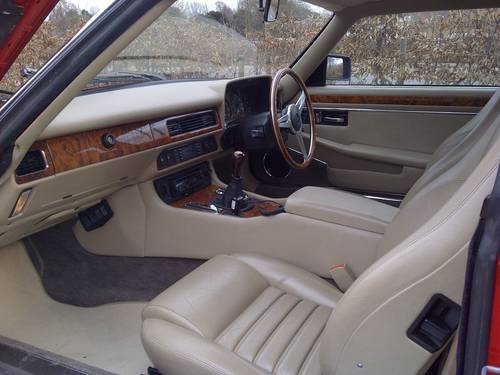 XJS 4.0 1992 Facelift Genuine Factory 5 Speed Manual Wanted (picture 4 of 6)