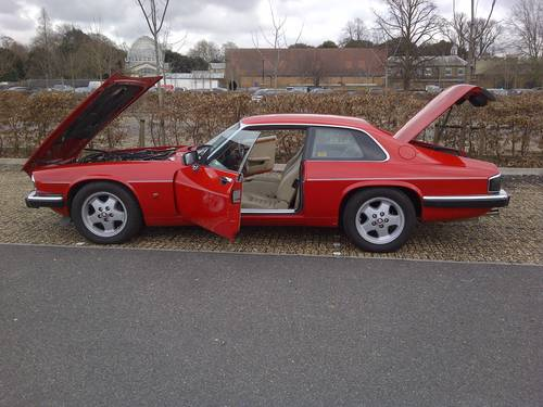 XJS 4.0 1992 Facelift Genuine Factory 5 Speed Manual Wanted (picture 6 of 6)