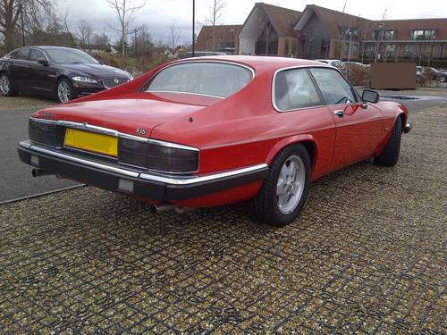 XJS 4.0 1992 Facelift Genuine Factory 5 Speed Manual Wanted (picture 1 of 6)