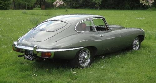 Picture of 1970 E type 4.2 Coupe (1 owner UK car) For Sale