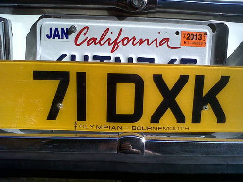 2000 710 XK Rare Cherished plate for SALE. Ideal for all XK Model For Sale (picture 1 of 6)