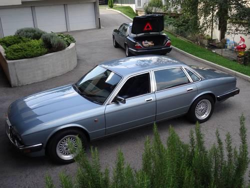 1991 Pristine Jaguar XJ V12 6.0 For Sale (picture 1 of 6)
