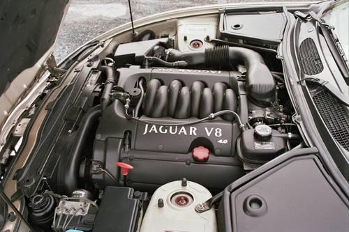 Jaguar Hire Yorkshire   Hire a Jaguar XK8  For Hire (picture 3 of 5)