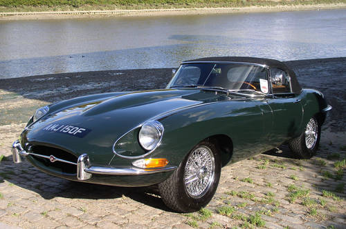 WANTED - JAGUAR E TYPE'S Wanted (picture 5 of 6)