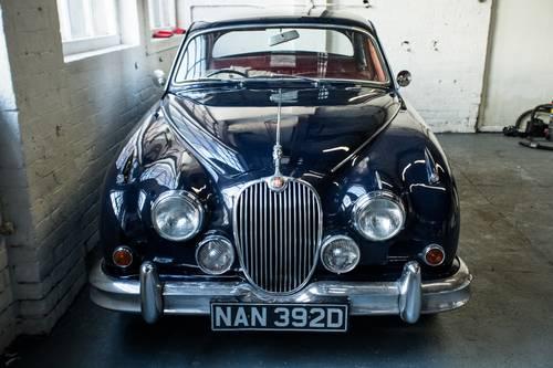 1966 Fantastic Jaguar MK2 240 Overdrive SOLD | Car and Classic
