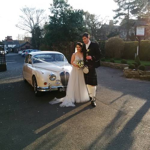 1961 Classic Wedding Cars Cheshire For Hire (picture 2 of 6)