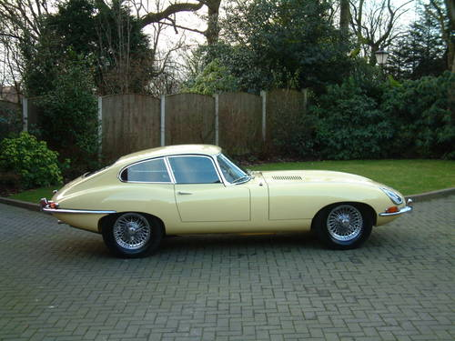 1964 Jaguar 3.8 FHC RHD Multi Concours £149,950 For Sale (picture 1 of 6)