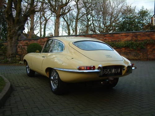 1964 Jaguar 3.8 FHC RHD UK CAR Multi Concours For Sale (picture 2 of 6)