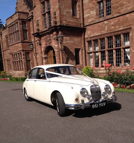 1961 Classic Wedding Cars Cheshire & Manchester For Hire (picture 1 of 6)