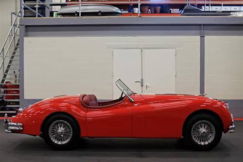 1955 Jaguar XK 140 roadster For Sale (picture 2 of 6)